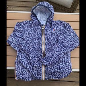 K-Way Packable Rain Jacket